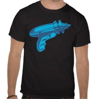 Sci Fi Ray Gun Laser Pistol T shirt