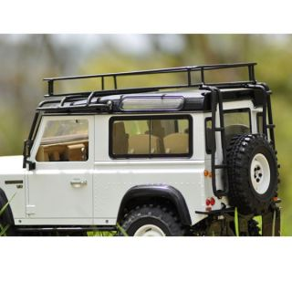 Adventure Roof Rack for Land Rover Defender Body