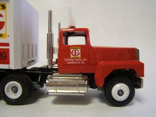 Winross Tractor Trailer Hoffman Seeds Landisville PA