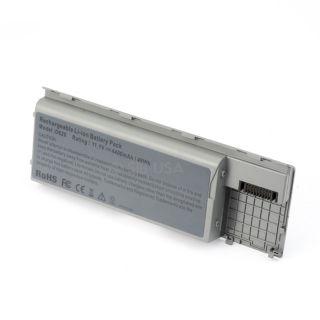 Battery for Dell Latitude D620 D630 D630C D630N D631 D631N D632 D640