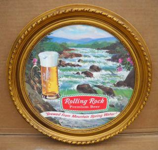Rolling Rock Beer Sign Latrobe PA Vintage