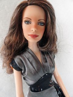 Lois Lane Barbie repaint OOAK  Jaclyn Smith  Charlies Angels   5 day