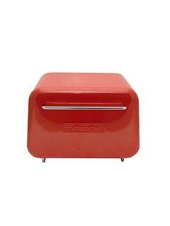 Typhoon Novo Bread Bin, Red   House of Fraser