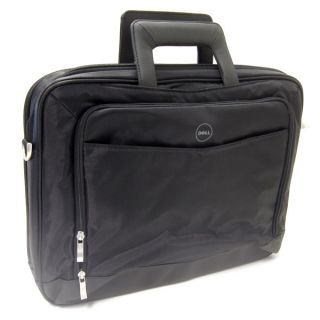 New Dell Professional Nylon Laptop Notebook PC Carry Case Bag Black 16