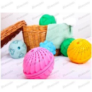 Eco Friendly Anion Molecules Magic Cleaning Washing Wash Laundry Ball
