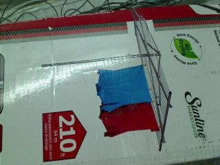 Essentials 4000 30 Line Outdoor Parallel Style Clothes Dryer