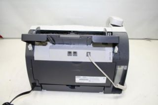 Intellifax Model 2820 Laser Fax Machine Printer Copier Tested