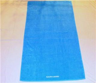RALPH LAUREN BEACH TOWEL~DIFFERENT COLORS AND STYLES~LARGE SIZE TOWELS