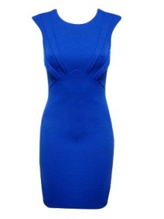 Jane Norman Space dress Blue