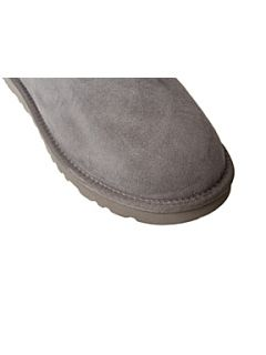 UGG Mini Grey Boots Light Grey