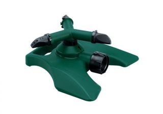 Orbit Revolving 3 Arm Lawn Sprinkler for Yard Garden Hose Watering