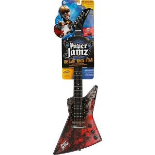 WOW Wee Paper Jamz Guitar Series II Style 5 SHTL Guitar Play Like A