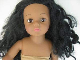 18 Madame Aleander African American AA Doll