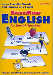 Learn English Ingles Language for Spanish Speakers PC