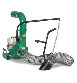New Billy Goat Debris Loader Leaf Vacuum 13 HP Honda Engine
