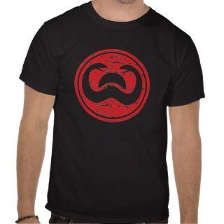 Snakes of Doom Distress Tshirt