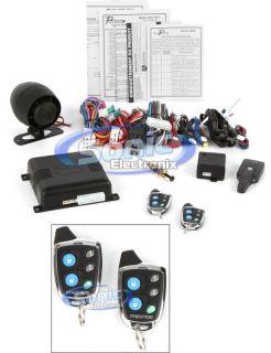 Prestige APS787C Deluxe Vehicle Remote Start System w Keyless Entry