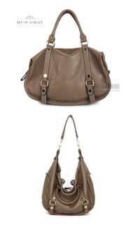 JAUNTY2030★ New Genuine Leather Purses Handbags Hobo Totes