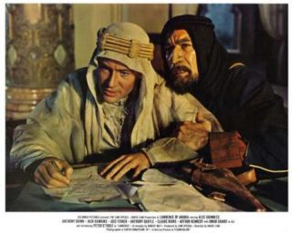 Lawrence of Arabia Color Still Peter OToole G728