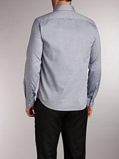 Peter Werth Long sleeved oxford Shirt Navy