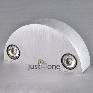 3W LED Indoor Cold White Wall Fixture Light Hall Porch Bar Decoration