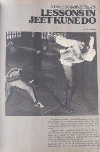 Magazine Karate Kung Fu Martial Arts Bruce Lee Chuck Norris