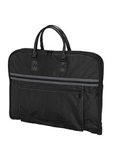Paul Costelloe Black Suit carrier Brown