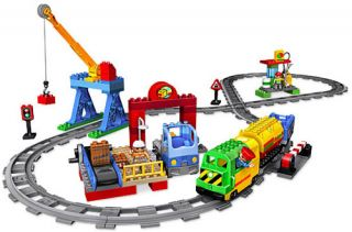 You are looking at Lego Duplo Deluxe Train Set #5609