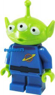 Lego Toy Story Minifig Mini Figure Alien 7592 7591 7598