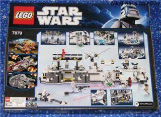 Lego 7879 Star Wars Hoth Echo Base New Play Set MISB