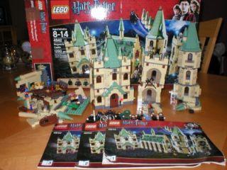 Lego Harry Potter Hogwarts Castle 4842 Minifigures