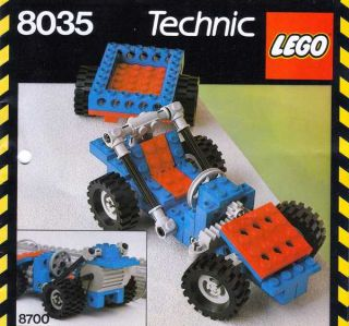 Lego   Technic   Universal Building Sets   8035   Unive