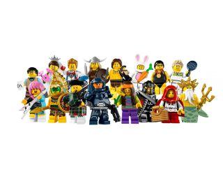 New Lego Series 7 Minifigures 8831 Galaxy Patrol Seal 8