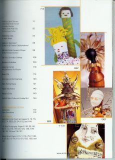 Winter 2004 Art Doll Artist Profile Susanna Oroyan Phoenix Doll and