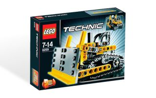 Lego Technic Set 8259 Mini Bulldozer New SEALED Retired