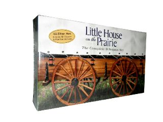 Little House on The Prairie DVD Set The Complete Television Series New