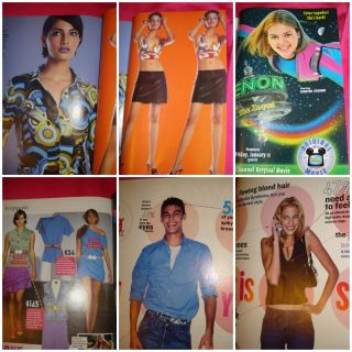 YM Ivanka Trump Leighton Meester Backstreet Boys 2001