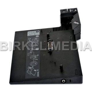 Lenovo ThinkPad T410 2518 F4U Windows 7 Pro 64 Dock Expansion Battery