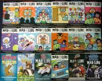 Lot 18 Mad Libs Paperback by Stern Leonard Kids Word Game Roger Price