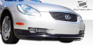 FRP 02 05 Lexus SC430 w 1 Front Lip Spoiler 1pc Brand New