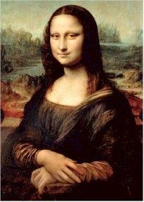 Leonardo Da Vinci 3 Art Poster Set Mona Lisa Lot