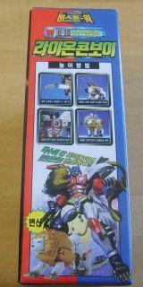 Transformers Beast Wars C 16 Lio Leo Convoy