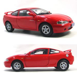 China Geely Beauty Leopard Geely Diecast Super Racer Racing Car Red