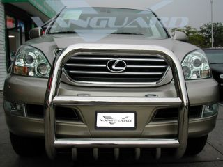 03 09 Lexus GX GX470 Front Bull Bar Skid Tube Bumper Grill Guard