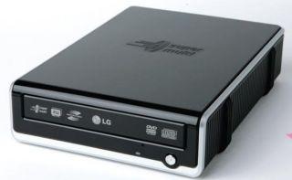 LG 16x External Super Multi DVD CD Writer All DVD Formats 48x GSA