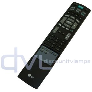 LG Zenith MKJ39927802 Remote Control for Model 37LC2D