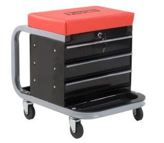 Pro Lift Tool Box Creeper Seat C 2701T