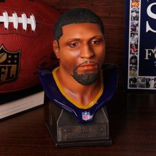 Baltimore Ravens 52 Ray Lewis Player Bust