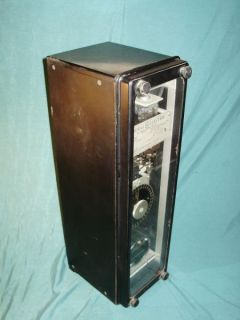Vintage GE General Electric Reclosing Relay AC 1