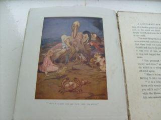 Lovely Antique Book Alice in Wonderland Lewis Carroll c1920 Super